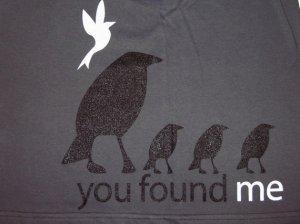 you found me